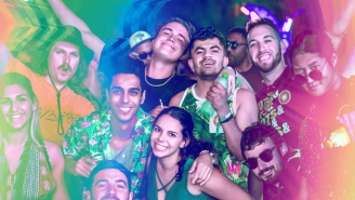 These Photos From Holy Ship! Wrecked Have Us Hyped For The Spring Break Party Season