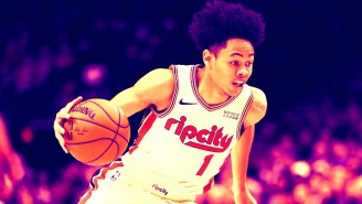 Anfernee Simons Is Learning To Harness His Speed To Give The Blazers Another Gear