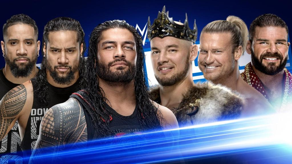 WWE Friday Night Smackdown Open Discussion Thread (1/24/20)