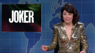 'SNL Weekend Update' Found A Common Theme With Nearly Every Oscar Movie