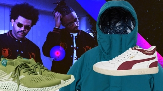 SNX DLX: Featuring A Must-See BAPE x WEEKND Collab, And The 30th Anniversary Nike Air Max 90 Collection