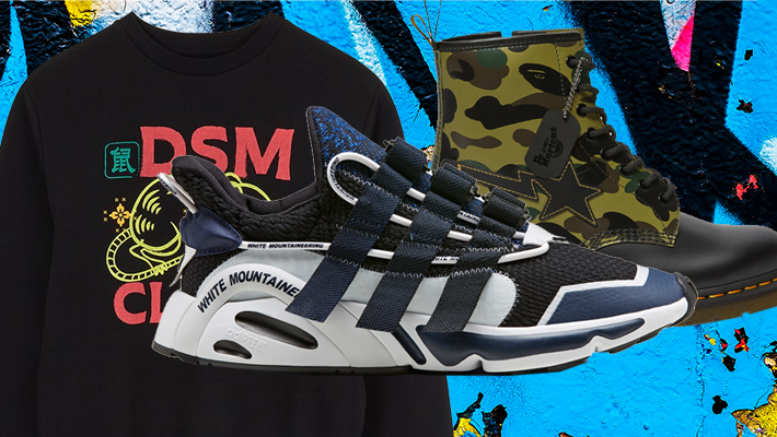 SNX DLX: Featuring The Best Lunar New Year Apparel Drops And An Adidas White Mountaineering Collaboration