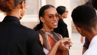 Solange Reveals She Was 'Quite Literally Fighting For' Her Life While Making 'When I Get Home'