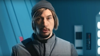'Star Wars Undercover Boss' Returned During Adam Driver's Latest 'SNL' Appearance
