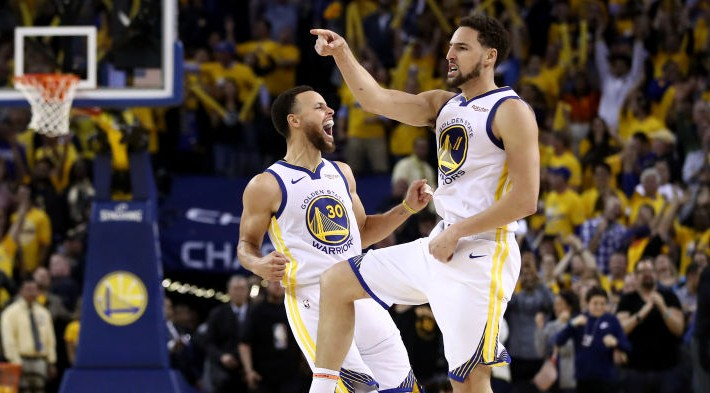 Stephen Curry Says There's 'Not A Chance' His Career Would Be The Same Without Klay Thompson