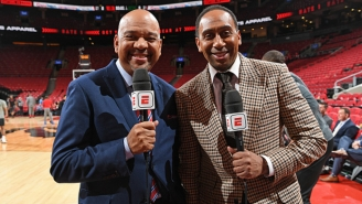 Stephen A. Smith And Michael Wilbon Will Coach The 2020 Celebrity All-Star Game