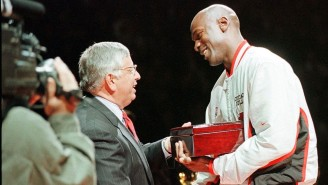 Michael Jordan, Dwyane Wade And Others Remember David Stern's Impact On The NBA