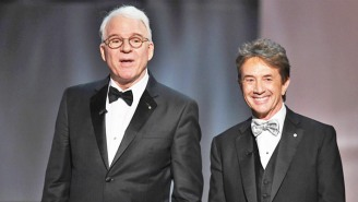 Steve Martin And Martin Short Will Team Up In A Hulu Comedy Series With A True-Crime Twist