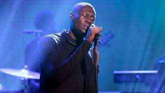 Stormzy Confidently Makes His US TV Debut With A 'Tonight Show' Performance Of 'Crown'
