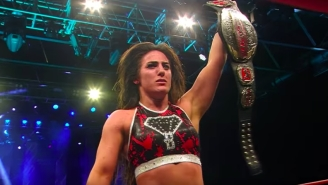 Tessa Blanchard Denies The Allegation She Used A Racial Slur, But Other Wrestlers Tell A Different Story