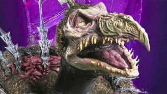 'The Dark Crystal' Puppets Reportedly 'Spooked' Firefighters Who Worked To Save The Set From An Inferno