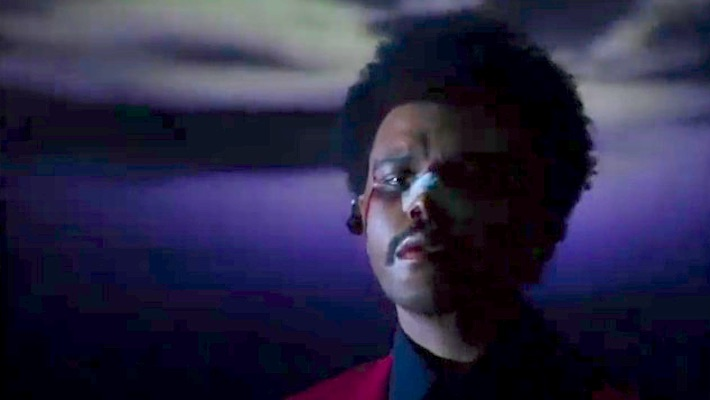 The Weeknd Is In Rough Shape During His Cinematic 'Blinding Lights' Performance On 'Kimmel'