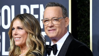 The Lovely Reason Why Tom Hanks Thanked His 'Five Kids' At The Globes When He Only Has Four