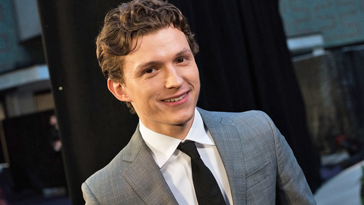 Tom Holland Puts A 'Cherry' On Top Of His Latest Russo Brothers Project With A Behind-The-Scenes Photo