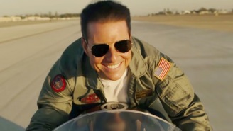 'Top Gun: Maverick' Needed Permission From The Navy To Film This 'Extreme' Scene With Tom Cruise