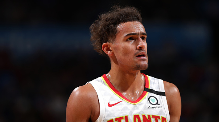 Trae Young Opened Hawks-Wizards Wearing No. 8 In Honor Of Kobe Bryant