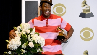 Tyler The Creator Reacted To His Rap Album Grammy Win With The Ultimate Petty Twitter Moment