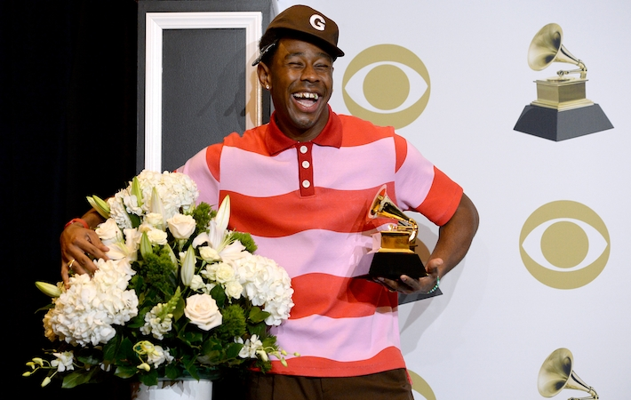 Tyler The Creator S Petty Twitter Moment After His Grammy Win Is Funny