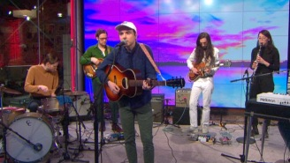 Andy Shauf Makes His Daytime Television Debut With A Three-Song 'CBS This Morning' Performance
