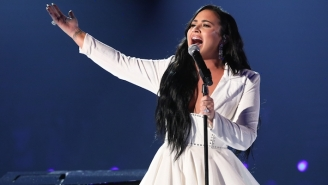 Demi Lovato Shares Her History Of Struggle With Mental Health In The Powerful Track 'Anyone'