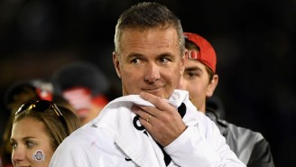 The Browns Reportedly Have 'Strong Interest' In Urban Meyer As Their Next Coach