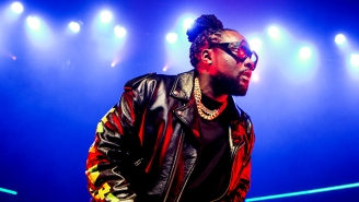 Wale Displays An Easygoing Charm On His 'Wow… That's Crazy' Tour