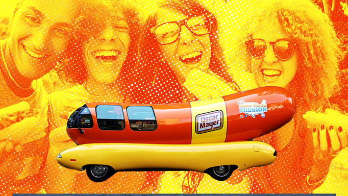 Oscar Mayer Is Looking For Hot Doggers To Drive Their Wienermobile Again