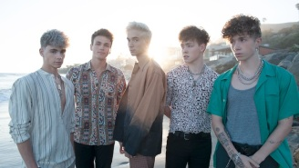 Why Don't We's New Travelog Video Takes Fans Along For The Ride On The Pop Group's Australian Tour