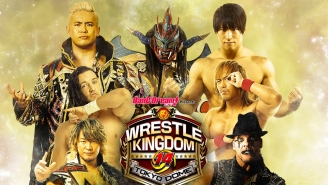 NJPW Wrestle Kingdom 14 Open Discussion Thread