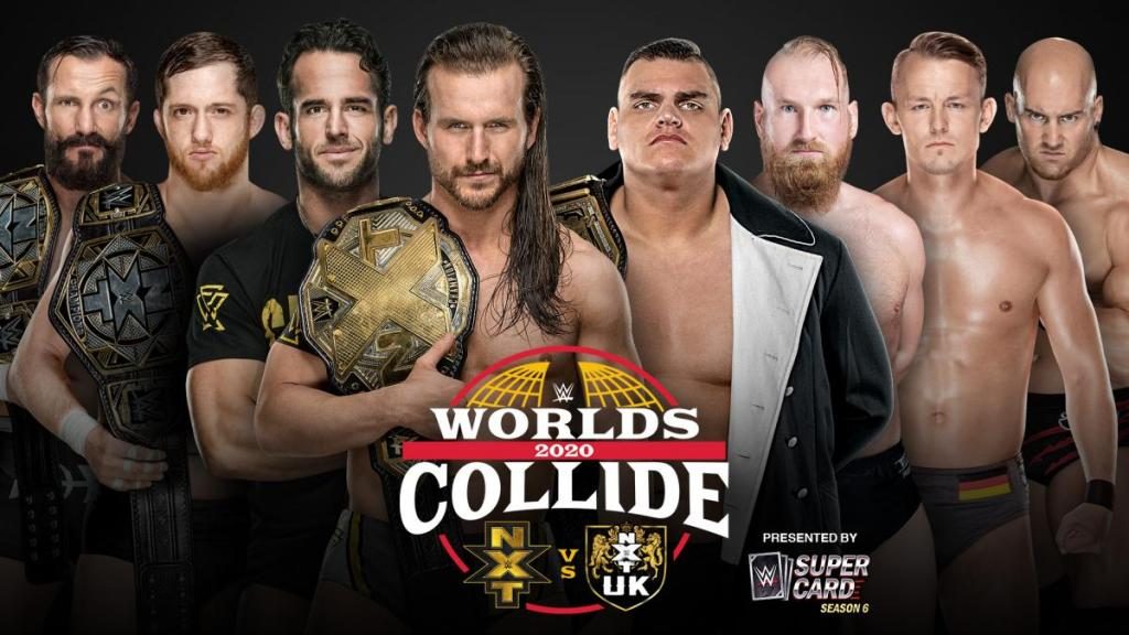 WWE Worlds Collide 2020: Complete Card, Analysis, Predictions