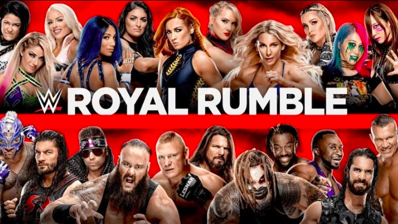 WWE Royal Rumble 2020 Open Discussion Thread