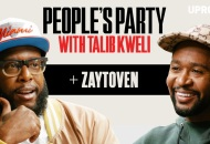 'People's Party With Talib Kweli' Episode 31 -- Zaytoven