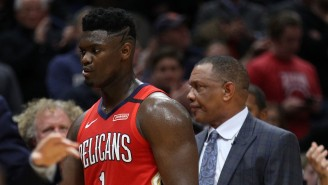 Alvin Gentry Sat Zion At The End Of The Game 'Because The Medical People Said' So