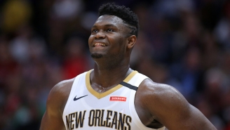 Zion Williamson Pledged To Cover The Salaries Of Smoothie King Center Workers For The Next Month