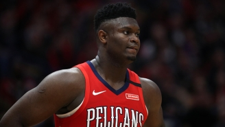Zion Williamson Left The NBA's Orlando Bubble Due To An 'Urgent Family Medical Matter'