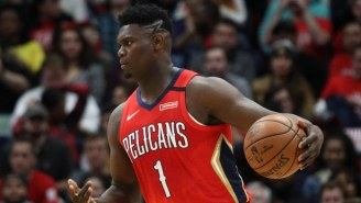 Zion Williamson Caught Fire In The 4th Quarter After A Slow Start Against The Spurs
