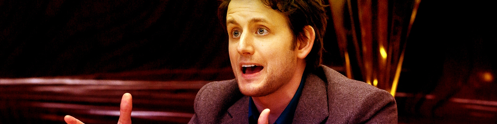 Zach Woods On Ruining David Bowie And Playing A Friendly Nihilist On 'Avenue 5'