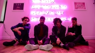 The 1975's 'The Birthday Party' Is A Relaxed Meditation On House Party Minutiae