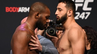 Jon Jones Beat Dominick Reyes In A Five-Round War At UFC 247 To Retain His Light Heavyweight Title