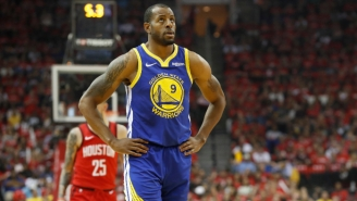 Andre Iguodala On The Grizzlies Players Who Called Him Out: 'Those Are My Guys'