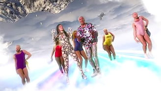 Big Freedia Spreads Love In Her Fantastical 'Chasing Rainbows' Video With Kesha