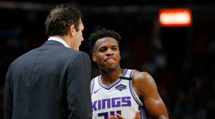 Buddy Hield Is Reportedly 'Displeased' Because 'He Believes He Is A Starter'