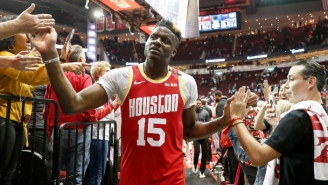 Clint Capela Is Reportedly Drawing Interest From Eastern Conference Teams Before The Trade Deadline