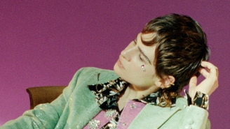 Christine And The Queens Goes Bilingual On The Emotional Ballad 'People, I've Been Sad'