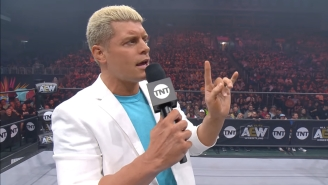 Cody Rhodes Says Another Championship Is Coming To AEW Soon