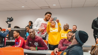 Adidas Held The 'World's Best Career Day' During All-Star Weekend In Chicago