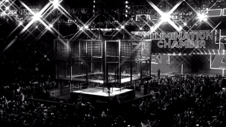 A Local Ad Revealed Who's Entering The WWE Elimination Chamber