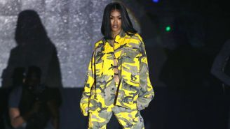 Teyana Taylor Inches Closer To Her New Album With A Pair Of Singles, 'Bare Wit Me' And 'Made It'
