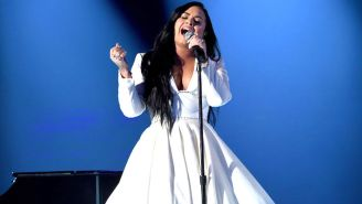 Demi Lovato Kicked Off Super Bowl 54 With A Soaring Rendition Of The National Anthem