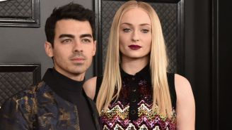 Sophie Turner Is Trolling Joe Jonas For His Wardrobe Choices During Self-Quarantine